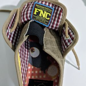 Fish N Chips Shoes - Fish N Chips Canvas Shoes 10
